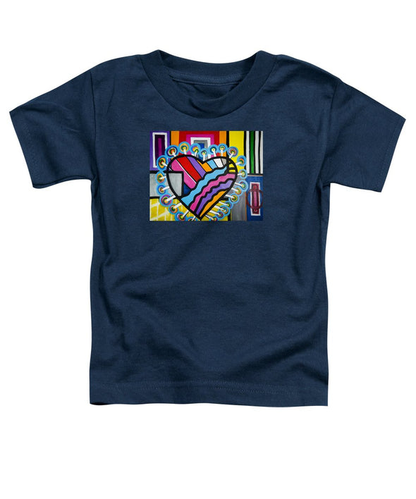 Heart - Toddler T-Shirt