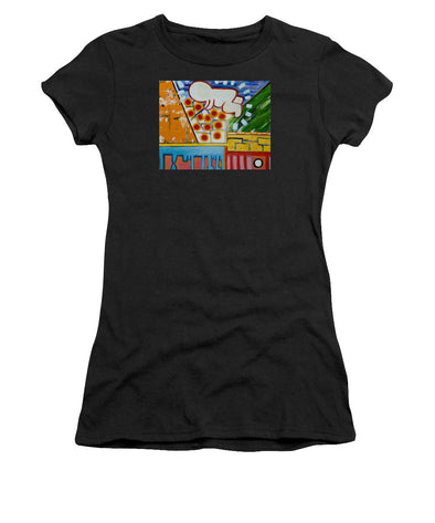 Iconic Baby - Women's T-Shirt (Athletic Fit)
