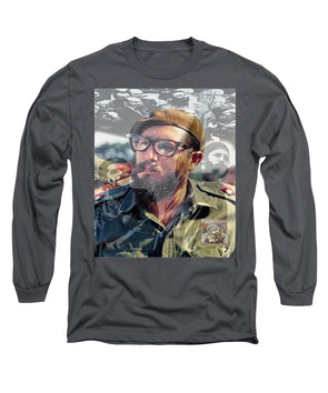 Loved Fidel - Long Sleeve T-Shirt
