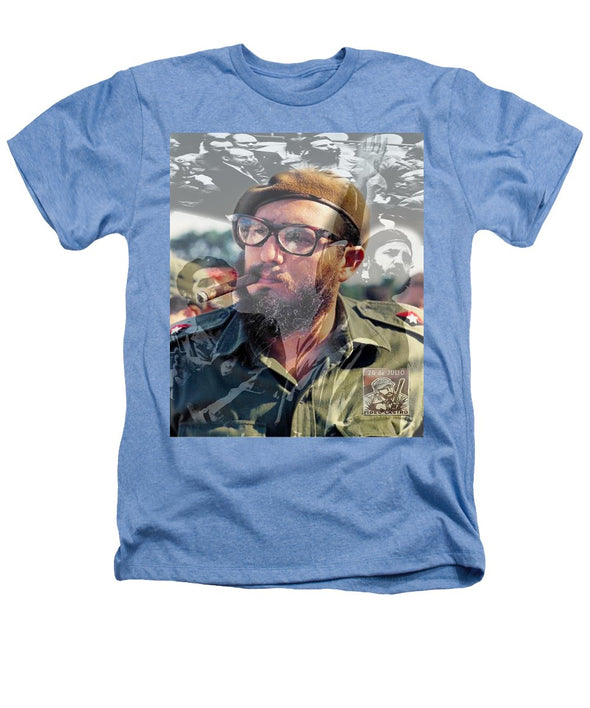 Loved Fidel - Heathers T-Shirt