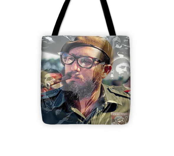 Loved Fidel - Tote Bag