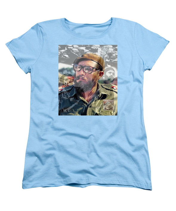 Loved Fidel - Women's T-Shirt (Standard Fit)