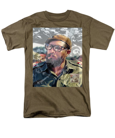 Loved Fidel - Men's T-Shirt  (Regular Fit)