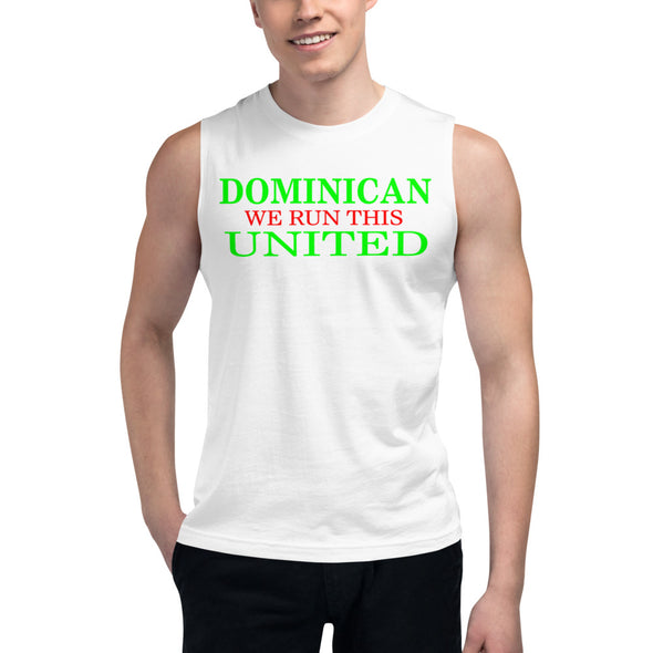 Dominican United Muscle Shirt