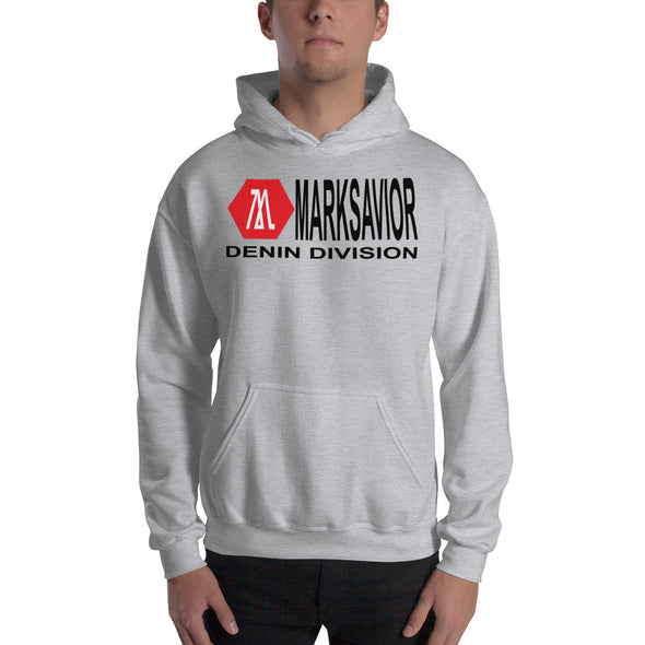 Mark Savior Denim Division Hooded Sweatshirt