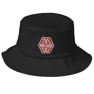 Mark Savior Icon Logo Bucket Hat