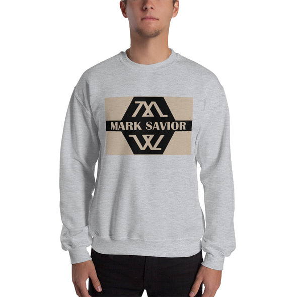 Mark Savior Gold Vert Sweatshirt