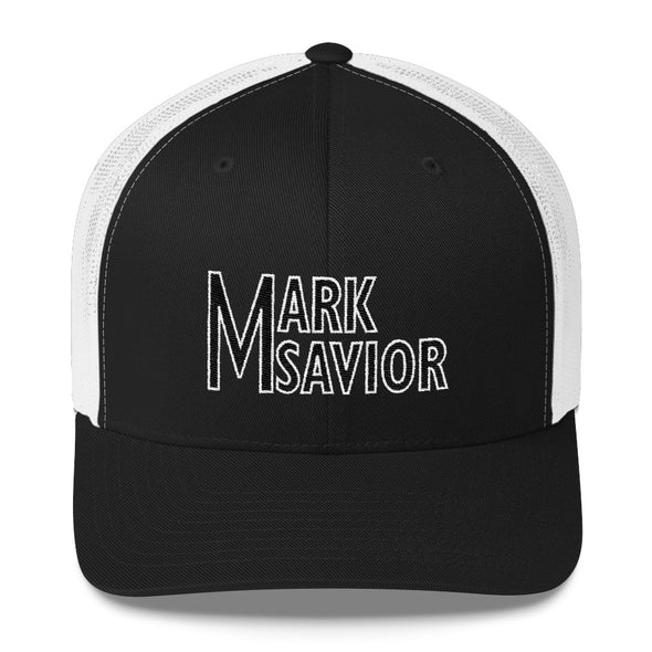 Mark Savior Trucker Cap