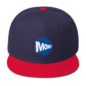 Money Logo Snapback Hat