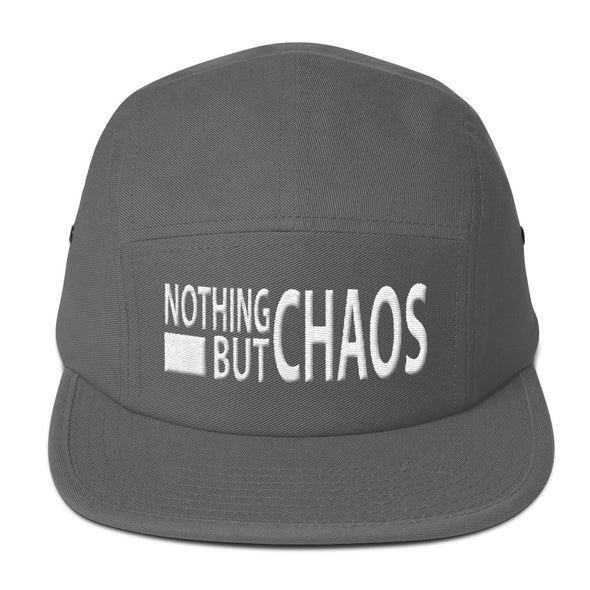Nothing But Chaos Five Panel Cap