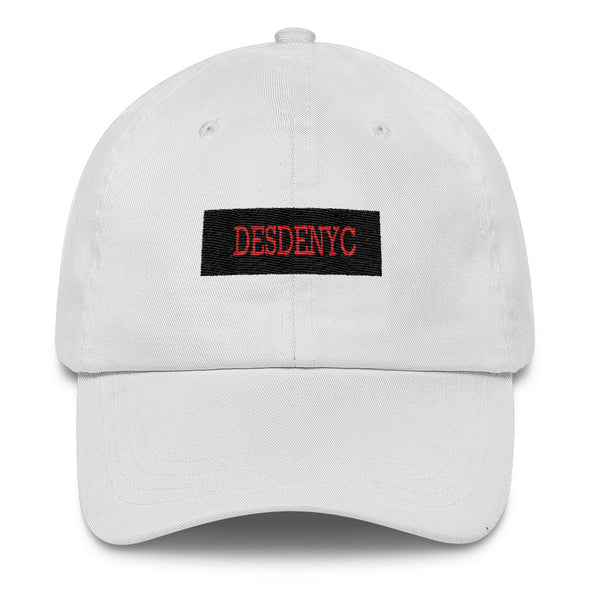 Classic Dad Cap Red Letters