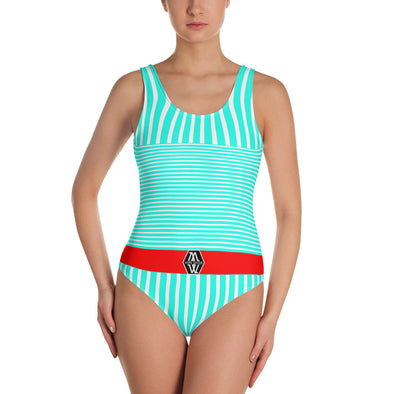 Endgame One-Piece Swimsuit
