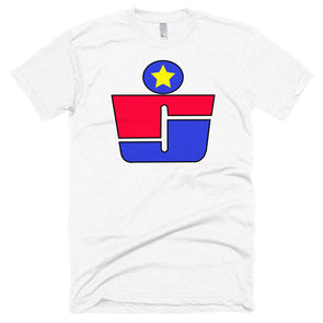 RJ Badge soft t-shirt