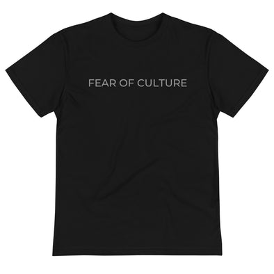 Fear Of Culture Urban Sustainable T-Shirt
