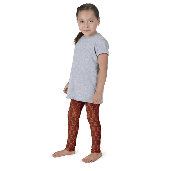 Kid's RD Gold  leggings