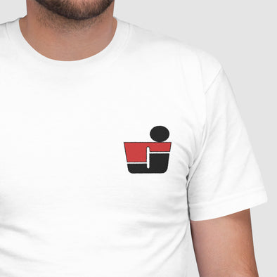 RJ Embroidered T-Shirt