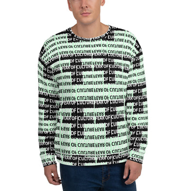 Fear Of Culture Luxbox Mint Sweatshirt