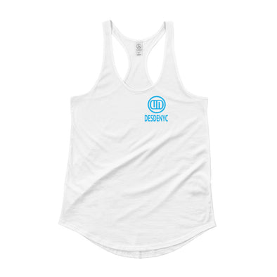 Sky Ladies' Shirttail Tank