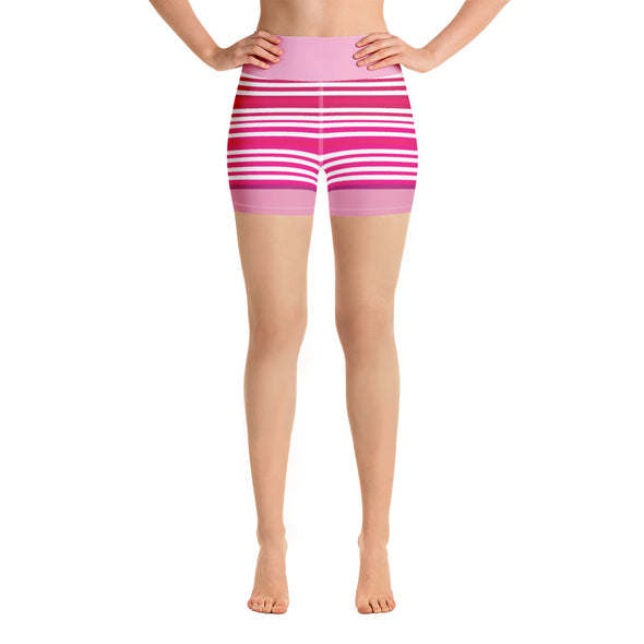 Mood Ahead Yoga Shorts