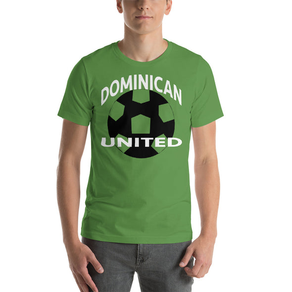 Dominican United Soccer T-Shirt