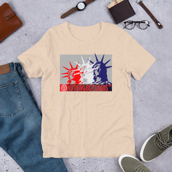 Lady Liberty Freedom T-Shirt