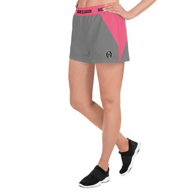 Mark Savior  Women's Flex Athletic Short Shorts