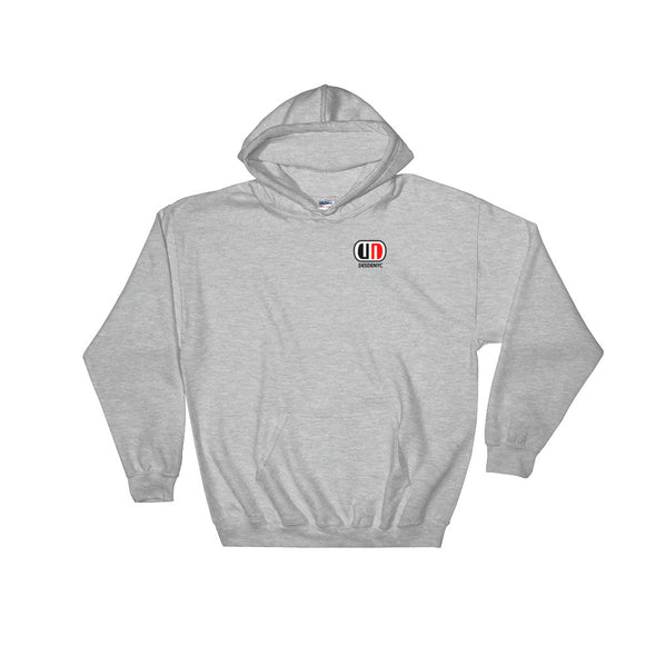 Desdenyc Logo Hooded Sweatshirt