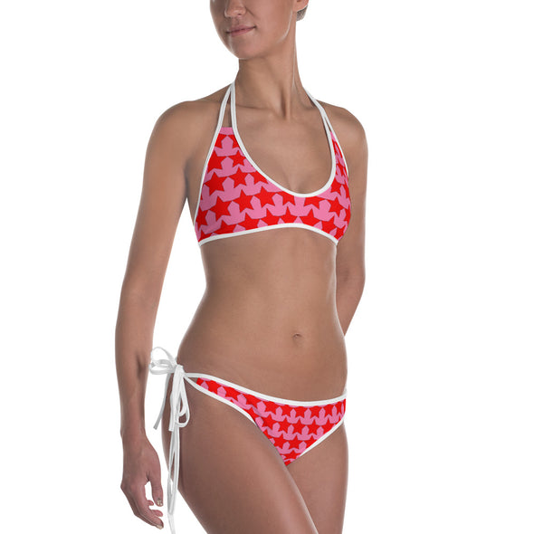 Red Star Bikini | Nothing But Chaos