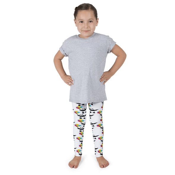 Girl's Panda leggings