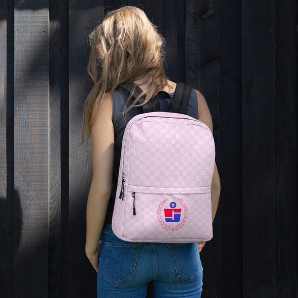 Utopia Pink Backpack