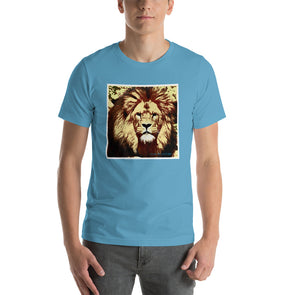 Fear Of Culture Lion T-Shirt