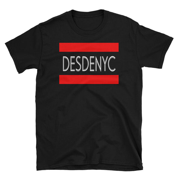 Desdenyc Red Rocket  T-Shirt