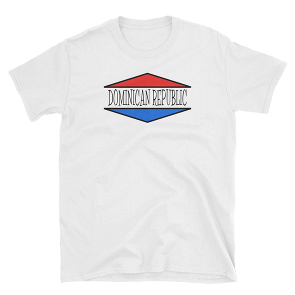 Dominican Republic White Tee