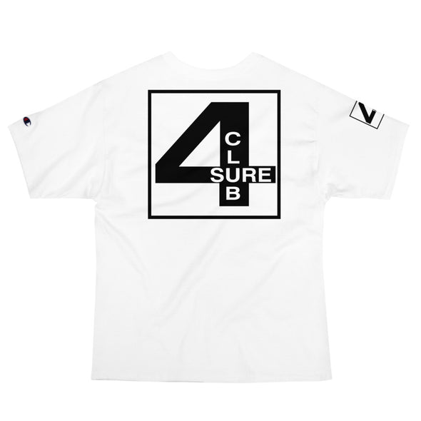4 Sure Club x Men's Champion T-Shirt