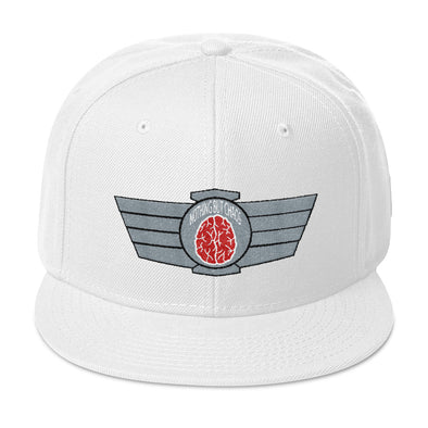 Wings Snapback Hat