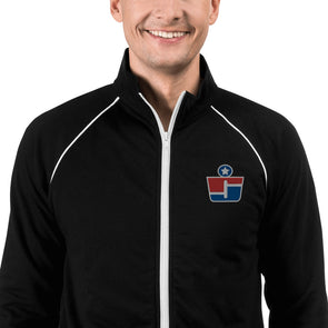 RJ Piped Fleece Jacket