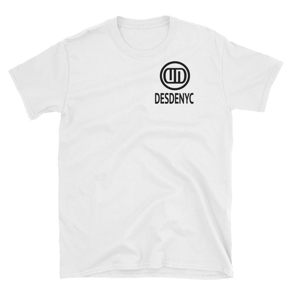 Desdenyc Originals New York White T-Shirt