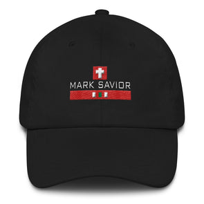 Mark Savior Dad hat