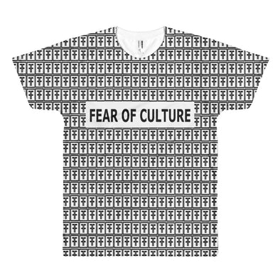 Fear Of Culture FF Print T-shirt
