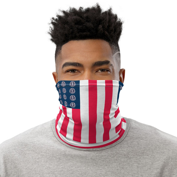 United States Of Chaos Neck Gaiter
