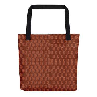 RD Gold brown Tote bag
