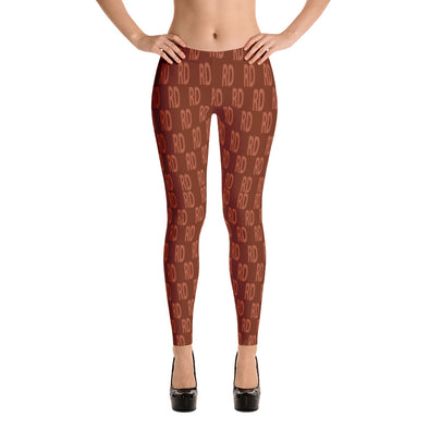 Gold RD Leggings