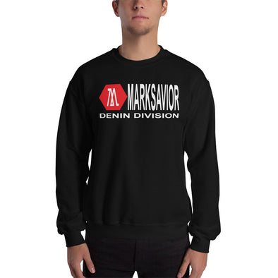 Mark Savion Denin Division Sweatshirt