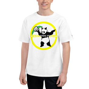 A Bathing Panda x Champion Men's T-Shirt