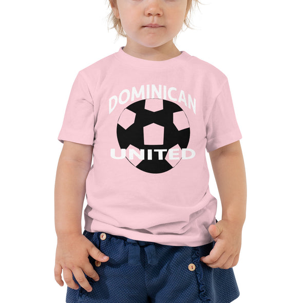 Dominican United Toddler Short Sleeve Tee