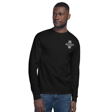 Mark Savior x Champion  Men's Long Sleeve Shirt