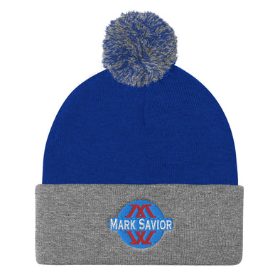 MARK SAVIOR ICONIC LOGO BEANIE