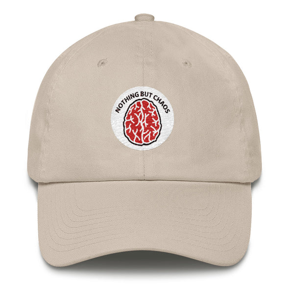 Brain Logo Cotton Cap