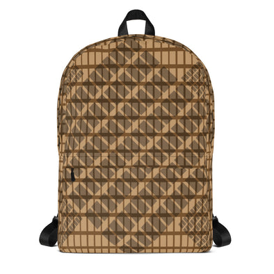 Chocolate Gold Backpack