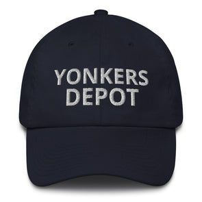 Yonkers Depot Dad Hat